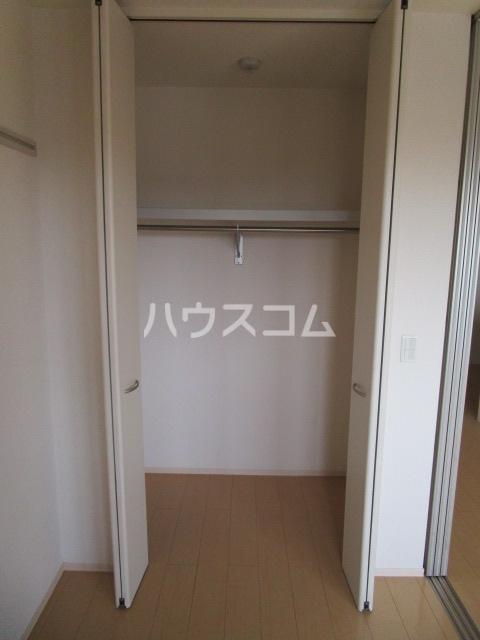 プロムナードⅠ 205号室の収納
