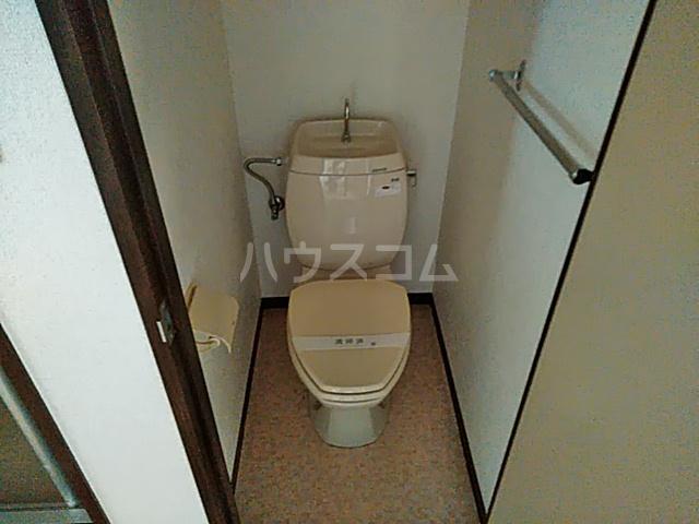 ジョイハイツ 102号室のトイレ
