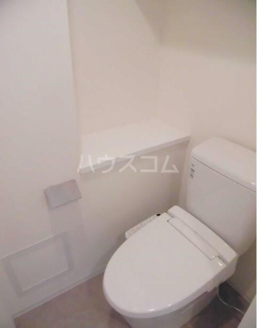 MAXIV横浜大通公園 1001号室のトイレ