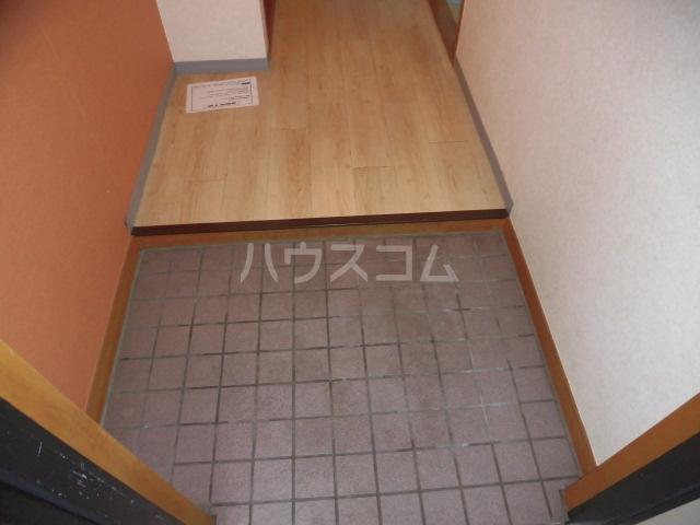 ブランシェ大井手 4C号室の玄関