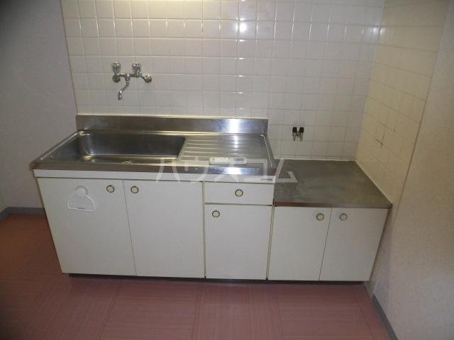 ブランシェ大井手 4C号室のキッチン