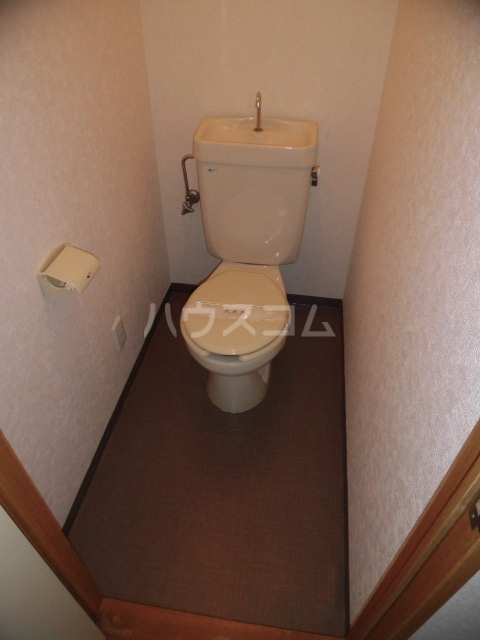 ブランシェ大井手 4C号室のトイレ