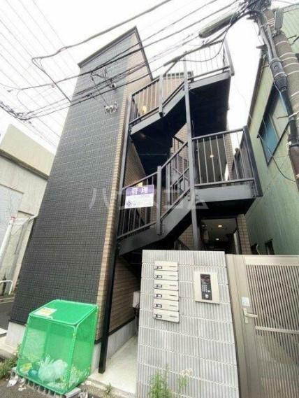 ベイルーム横濱南外観写真