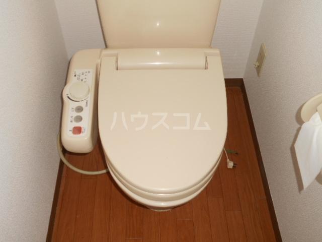 ル・モンド 101号室のトイレ