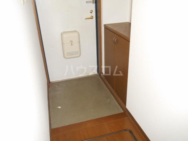 ル・モンド 101号室の玄関
