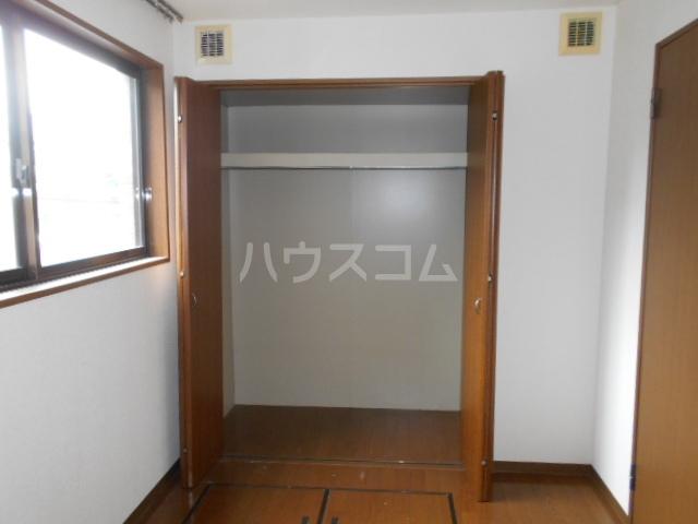 ル・モンド 101号室の収納