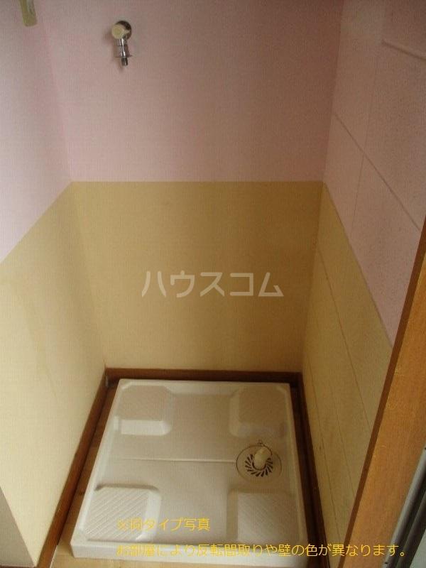 龍ハイツ 206号室の収納