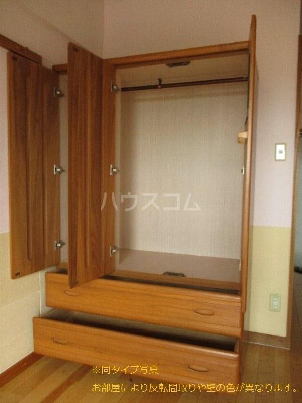 龍ハイツ 206号室の設備