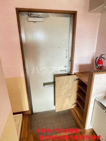 龍ハイツ 508号室の設備
