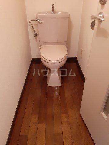 グランデ・ニューカースル銚子明神町 401号室のトイレ