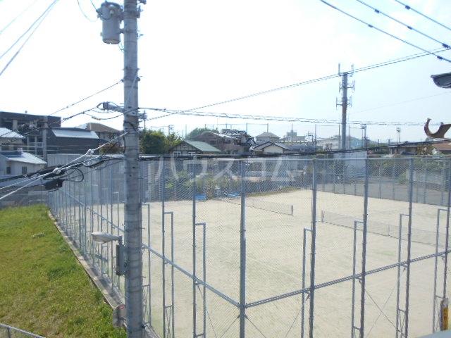 大橋メゾンBMⅢーA 101号室の景色