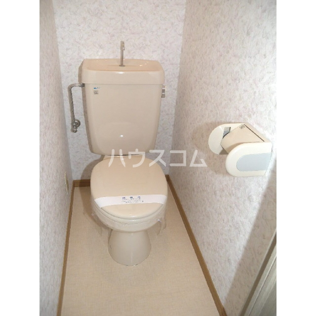 大橋メゾンBMⅢーA 101号室のトイレ