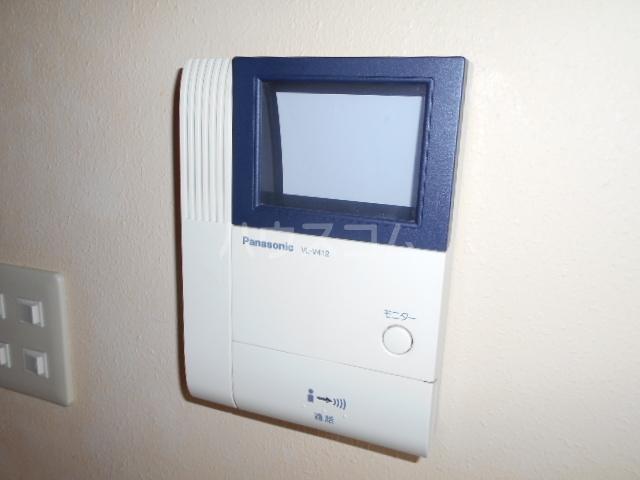 エールハウス 103号室のセキュリティ