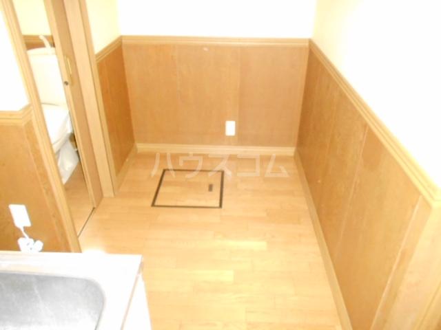 エールハウス 103号室のキッチン