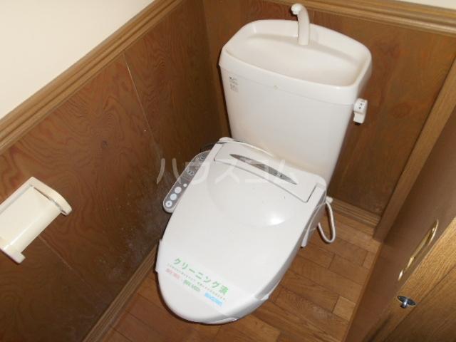 エールハウス 103号室のトイレ
