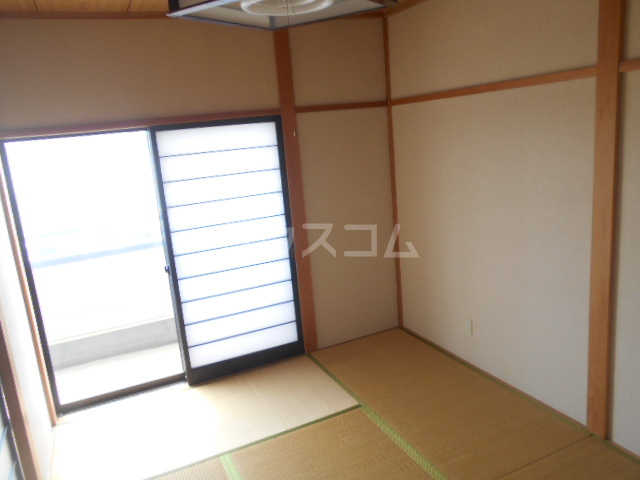 木村ハイツA 202号室のベッドルーム
