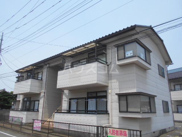 木村ハイツA 202号室の外観