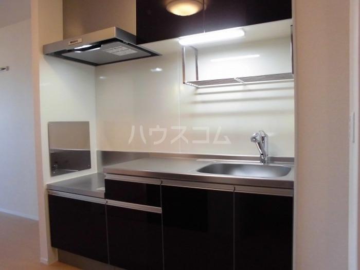 ロイヤル ブルー オーシャンA 206号室のキッチン