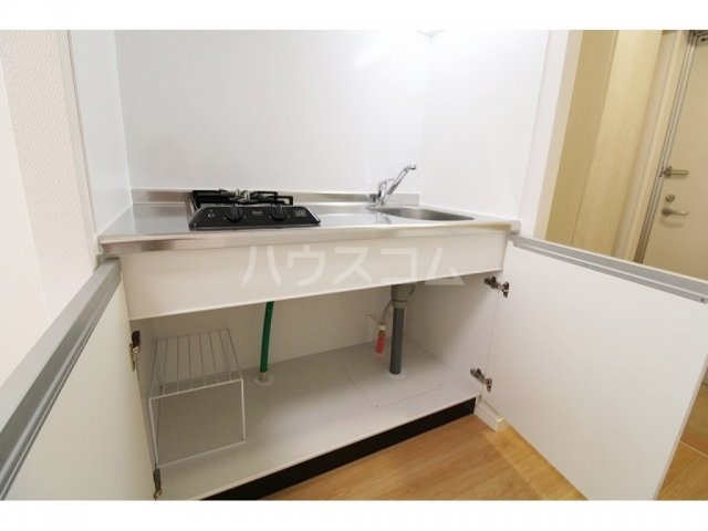 Hana House-Ona 302号室のキッチン