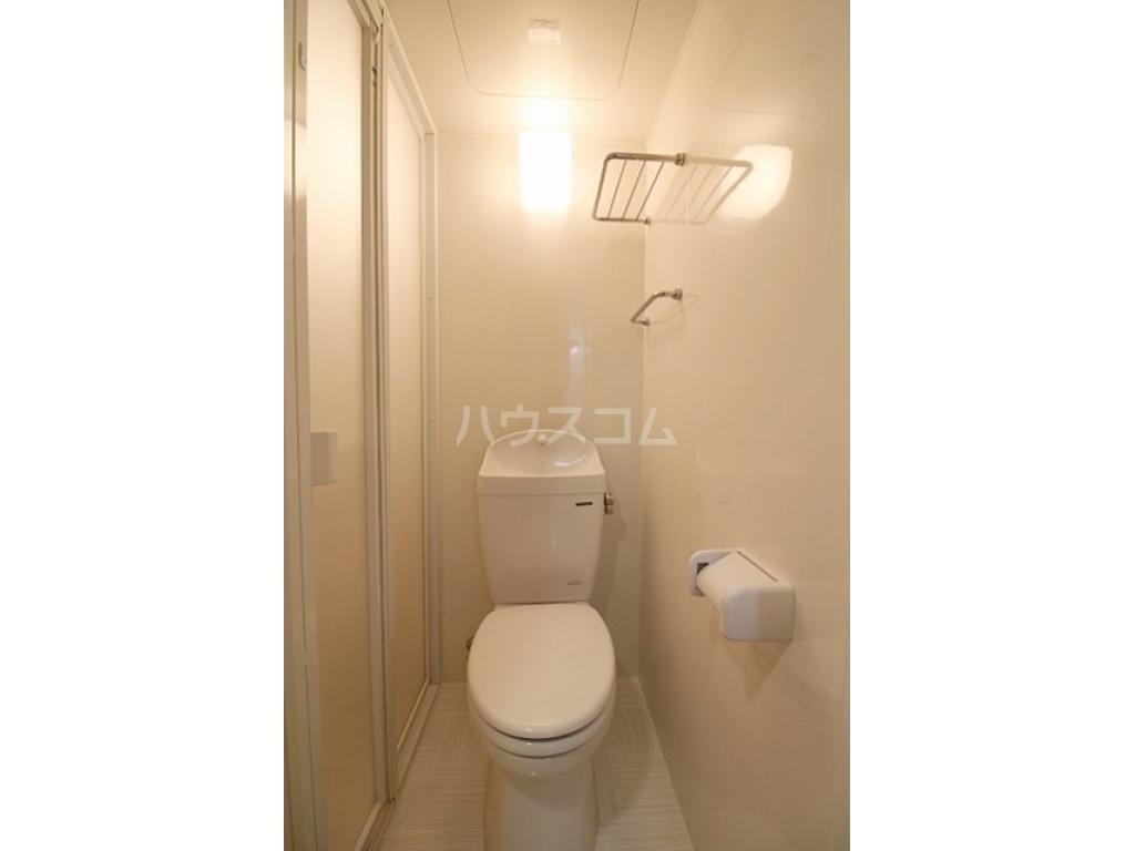 Hana House-Ona 302号室のトイレ