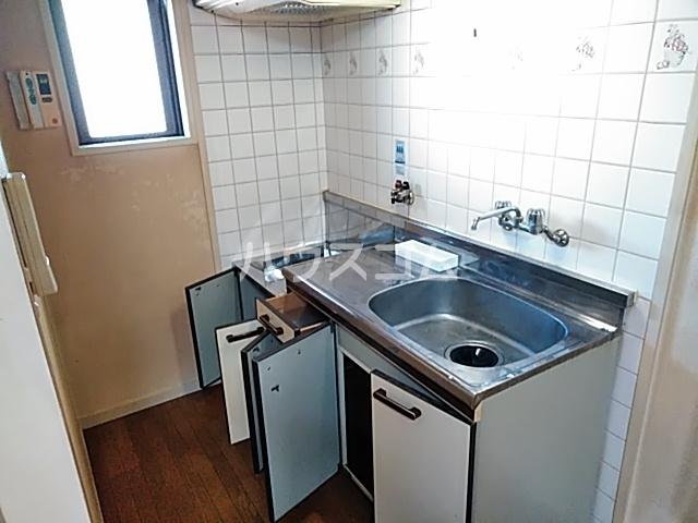 プランドール茨木 305号室のキッチン