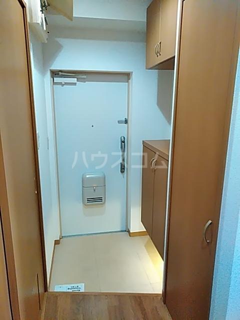 ベルフォレスト 302号室の玄関
