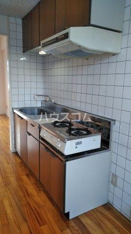 アフロハイツ 321号室のキッチン