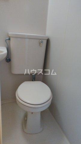 アフロハイツ 321号室のトイレ
