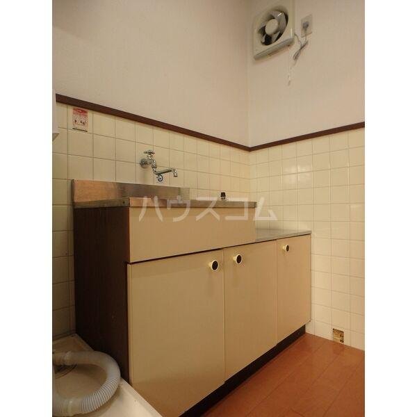 メゾン三宅 202号室の設備