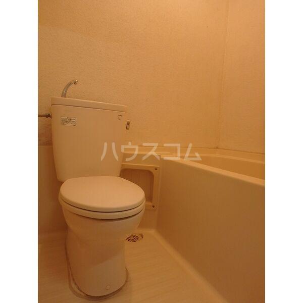 メゾン三宅 202号室のトイレ