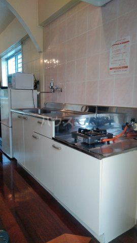 サンシャイン名桜 206号室のキッチン