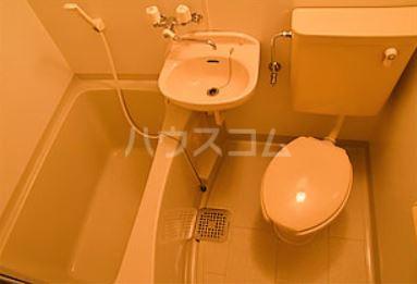 サンシャイン名桜 206号室の風呂