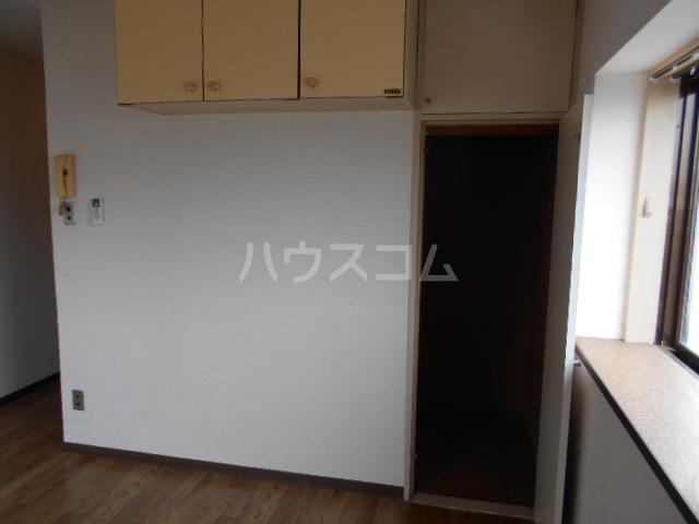 東菱八幡町マンション 501号室の収納
