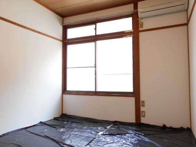 ユニメント祖原 103号室のベッドルーム