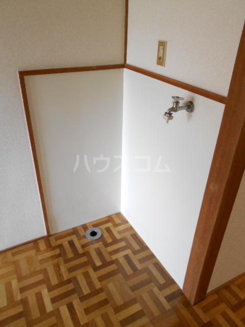 ユニメント祖原 103号室の洗面所