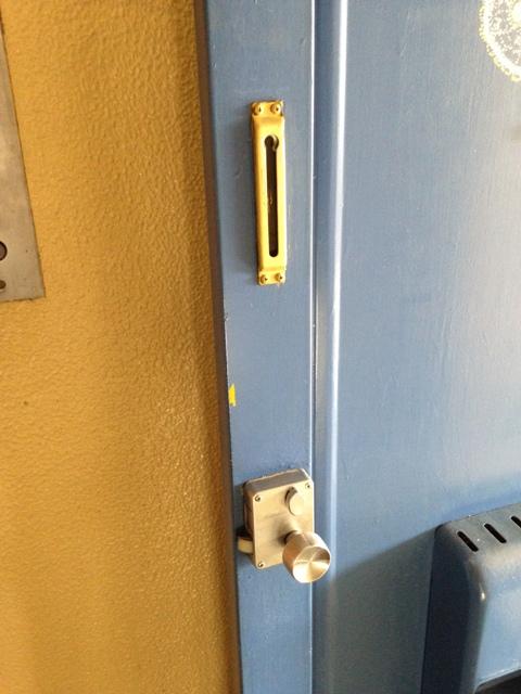 ベイサイド花みずき 602号室のセキュリティ