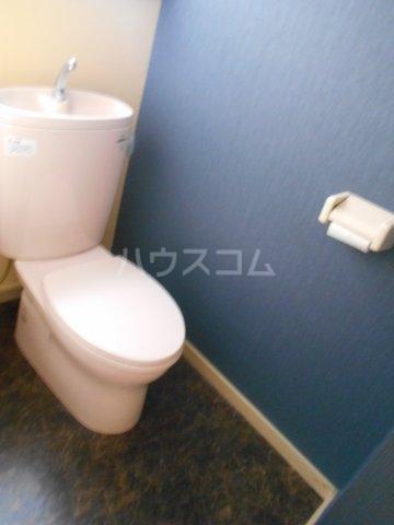 ベイサイド花みずき 703号室の洗面所