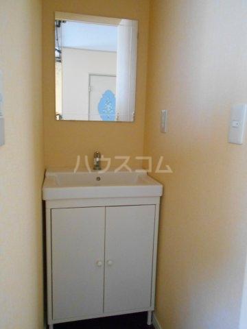 ベイサイド花みずき 703号室のトイレ