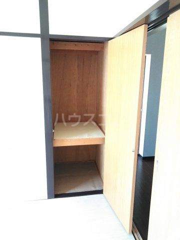 サニーヒルマンション 404号室の収納