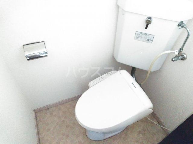 サニーヒルマンション 404号室のトイレ