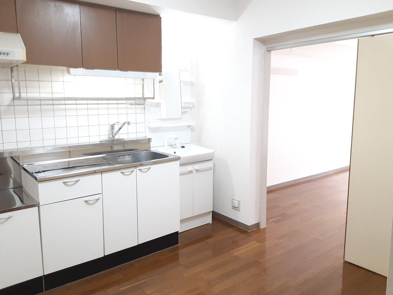 リヴァージュ北島 101号室の風呂