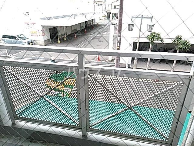 ピュアメゾン 2-E号室の景色