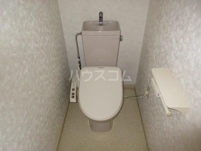 水戸イーストマンション 303号室のトイレ
