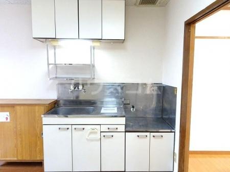 プレリ西大島 207号室のキッチン