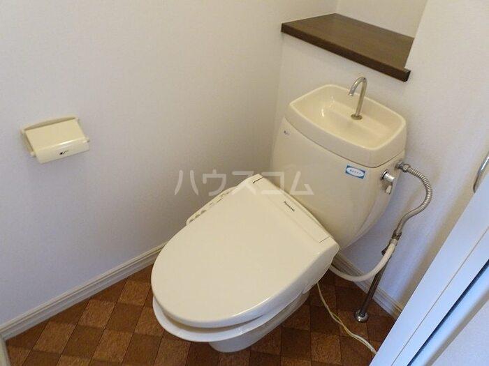 ローズヒルズマミ 205号室のトイレ