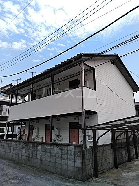袴塚アパートの外観