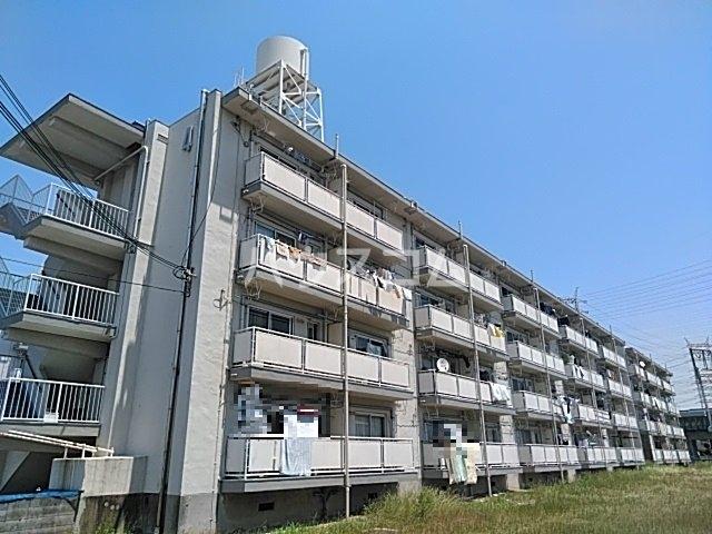 ビレッジハウス萩庄4号棟外観写真