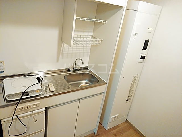 CREATION 105号室のキッチン