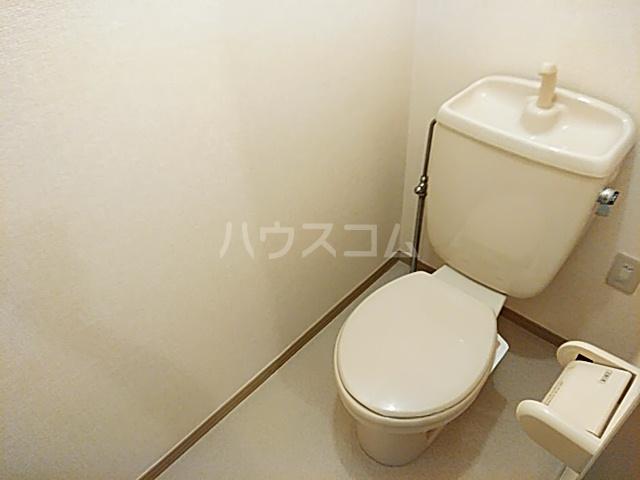 CREATION 105号室のトイレ