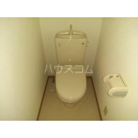 プライムガーデンCのトイレ